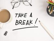Free Take A Break Royalty Free Stock Images - 136209189