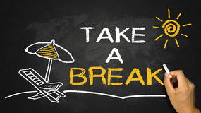 Free Take A Break Concept Stock Photography - 60284272