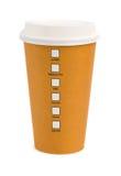 Take away coffee Royalty Free Stock Images