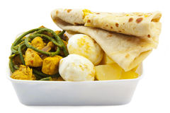 Take away meal Stock Images