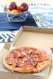 Take away pizza Royalty Free Stock Photo