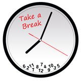Take a break Stock Image