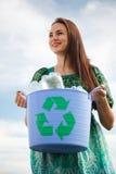 Take care of garbage Royalty Free Stock Image