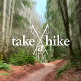 Take a Hike Poster Stock Photos
