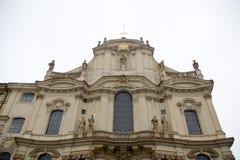 także jako browaru miejsca Poland s kościół chrześcijański znać imię stary basztowy miasteczko tam dokąd zywiec Zdjęcia Royalty Free