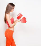 Take my heart. Stock Images