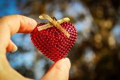 Take my heart Stock Photo