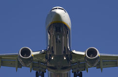 Take off Stock Image