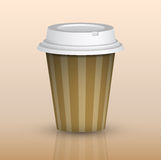 Take out coffee Royalty Free Stock Images