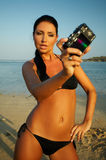 Take a photo royalty free stock image