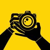 Take photo Stock Image