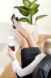 Take a rest Stock Image