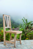 Take rest on chair Royalty Free Stock Photography