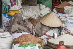 Take a rest. Picture taken in Da Nang / Vietnam Stock Photos