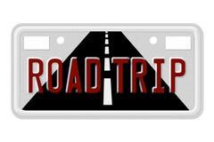 Take a road trip Stock Image
