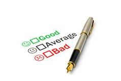 Take a survey Royalty Free Stock Image
