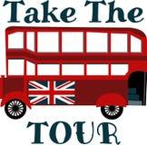 Take the Tour Royalty Free Stock Photos