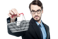 Take your business to e-commerce level Royalty Free Stock Image