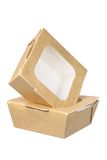 Takeaway Boxes Royalty Free Stock Photos
