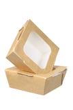 Takeaway Boxes Royalty Free Stock Photos