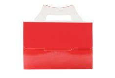 Takeaway Cake Box Stock Photo