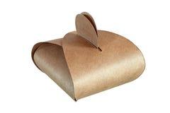 Takeaway Cake Box. Royalty Free Stock Image