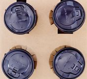 Takeaway Coffee Holder Royalty Free Stock Photography
