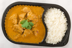 Takeaway Curry Stock Images