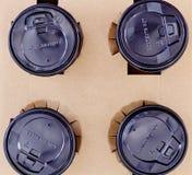 Takeaway kaffehållare Royaltyfri Fotografi