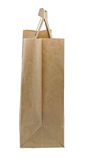 Takeaway paper bag royalty free stock photo