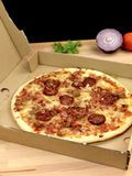 Takeaway Pizza Royalty Free Stock Images