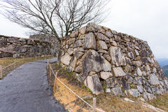 Takeda Castle Stock Images