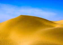 Takelamagan Desert Royalty Free Stock Photos