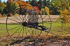 Wagon Wheel Fall Foliage stock photos