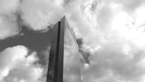 John Hancock Tower In Boston royalty free stock photos