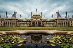 Brighton Pavillion, UK Royalty Free Stock Photography