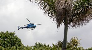 Seaworld Chopper Crop. Taken at Seaworld or close to there, Gold Coast, Queensland, Australia . Amazing view. You guys need to come here Stock Photos