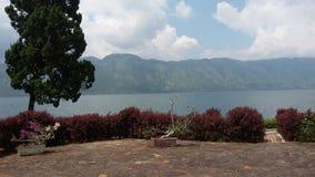 Takengon Aceh.Indonesia. Lut tawar takengon aceh indonesia. Happy holiday. background. pemandangan. keindahan aceh royalty free stock photo