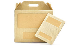 Takeout box Royalty Free Stock Image