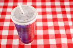 Takeout soft drink Stock Photos