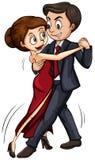 It takes two to tango Royalty Free Stock Photos