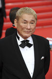 Takeshi Kitano. At  the 30th Moscow International Film Festival Royalty Free Stock Image