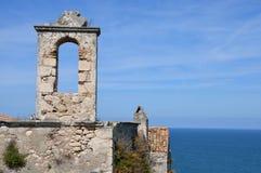Taket av kyrkan av St. Michele Royaltyfri Bild