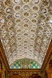 Taket för Louisville slottlobby Royaltyfri Fotografi