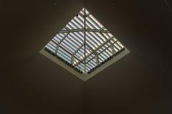 Takfönster med luftventiler Fotografering för Bildbyråer
