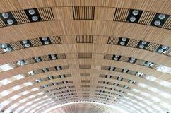 Takflygplats Arkivbilder