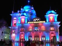 Takht Shri Harimandir ji Patna Saheb royaltyfri fotografi