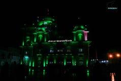 Takht Sri Patna Sahib fotografering för bildbyråer