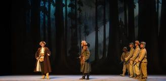 €œTaking τίγρη Montain οπερών εξετάζω-Πεκίνο από Strategy† Στοκ Εικόνα