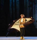 €œTaking τίγρη Montain οπερών επενδύτης-Πεκίνου δερμάτων τιγρών από Strategy† Στοκ φωτογραφία με δικαίωμα ελεύθερης χρήσης